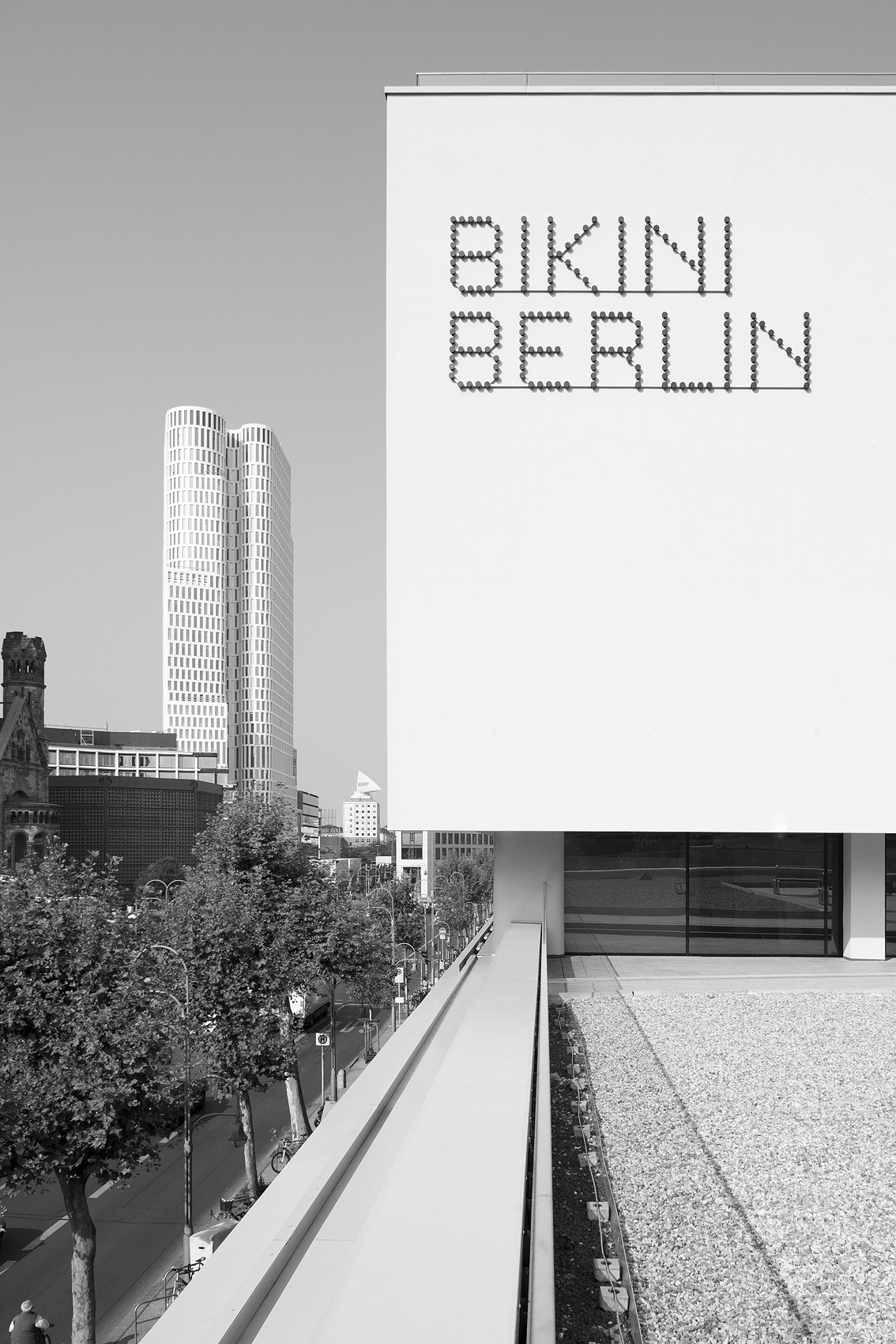 BIKINI BERLIN Masterplan SAQ / Execution & detailed planning architectural office Hild & K