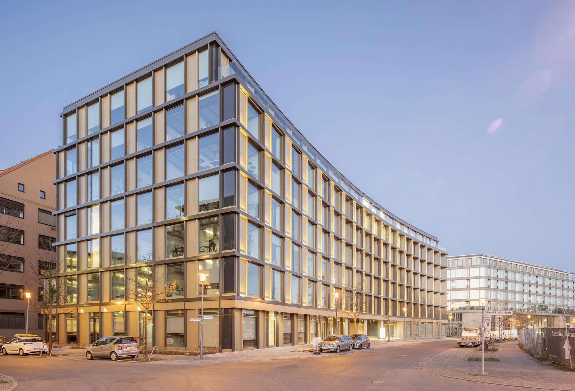 Salzufer Berlin by Rothweiler + Färber Architects